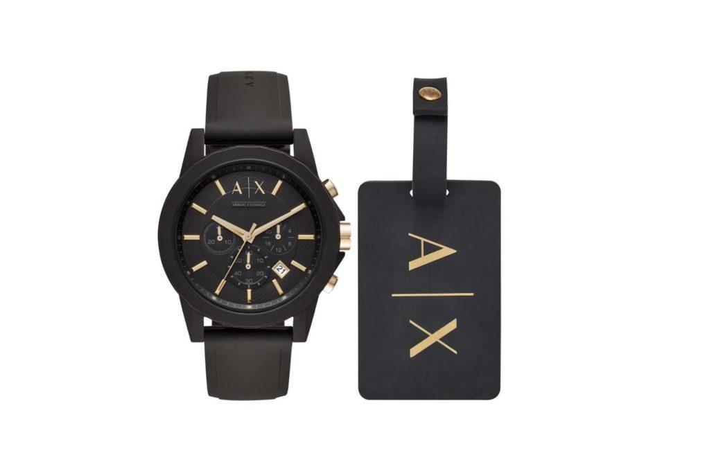 Armani Exchange Watch Gift Set