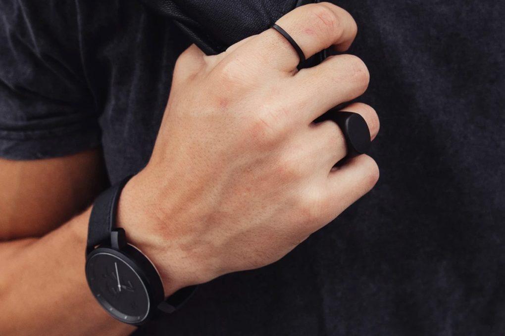 MVMT Men's Minimal Flat Ring | Best Watch Accessories