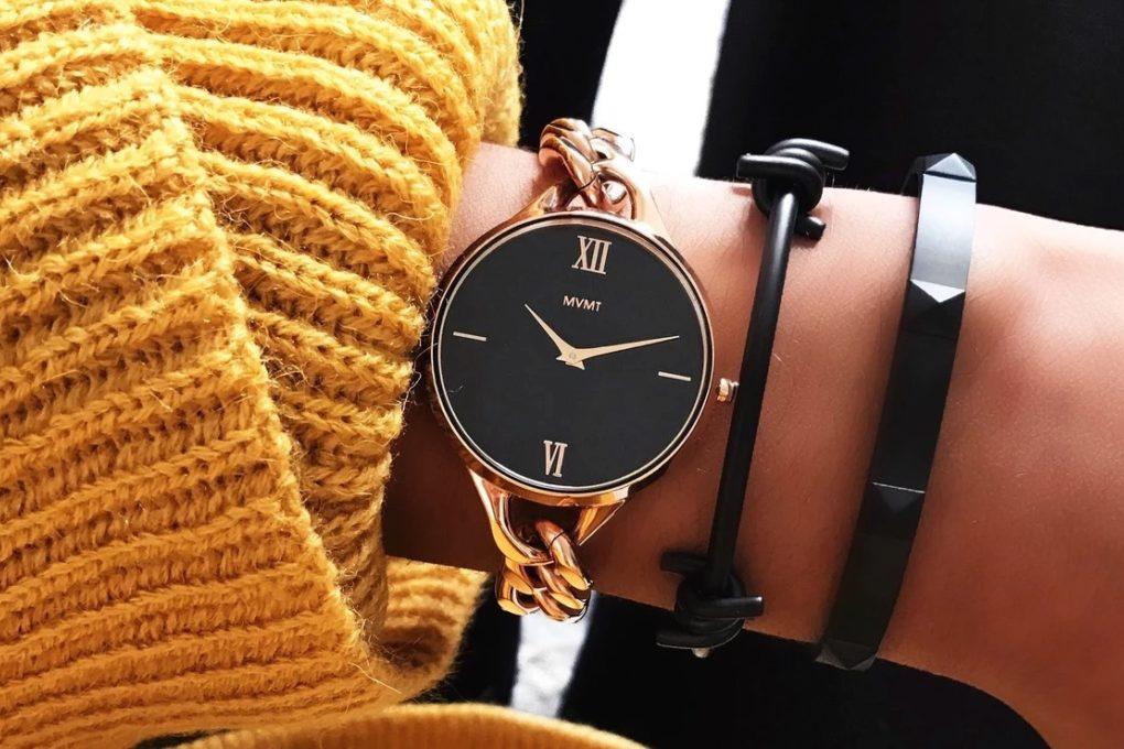 MVMT Women's Stud Bangle Bracelet | Best Watch Accessories