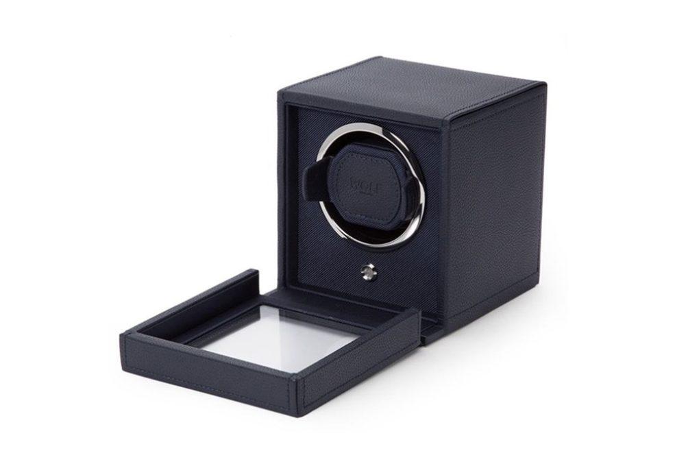 Wolf Navy Club Winder | Best Watch Accessories