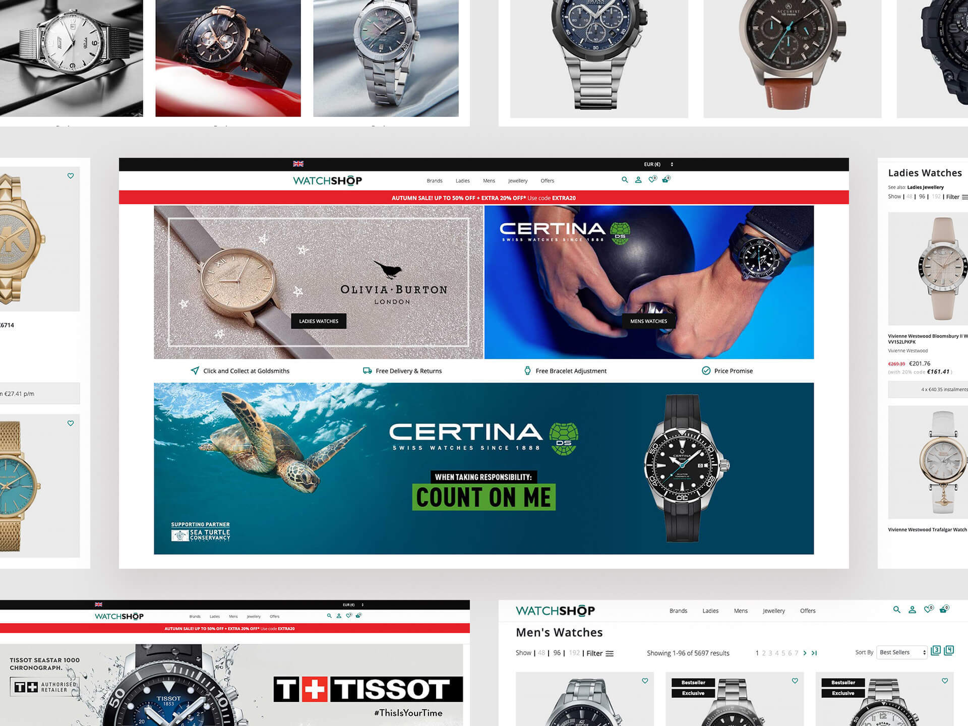 WatchShop.com | Holiday Deals on Watches